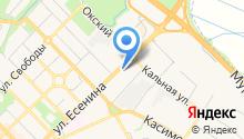 Infocus на карте