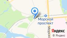 Квартал В на карте
