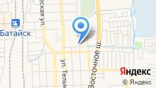 Первый сервисный центр на карте