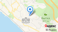 Hotel InnReef на карте