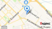 One62.ru на карте