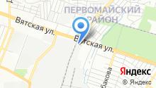 BondSoft на карте