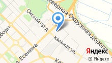 Комплекс Клиник на карте