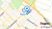 Atemi на карте