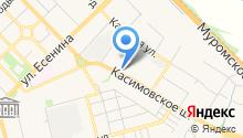 автоадвокат на карте