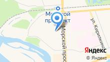 Государственный региональный центр стандартизации, метрологии и испытаний по Архангельской области и Ненецкому автономному округу на карте