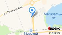 Robinzon на карте