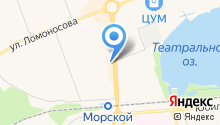 Key Point на карте