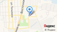 Информационно-вычислительный центр ЖКХ г. Батайска на карте