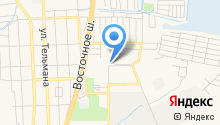 Детская школа искусств г. Батайска на карте