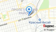 CARDZAVOD Ростов-на-Дону на карте
