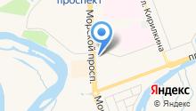Зоя на карте