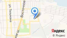 Ростов-Дом на карте