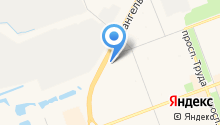 Дача на карте