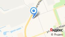 Архстеллаж на карте