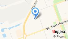 Аркос-М на карте
