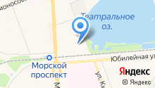 Институт управления на карте