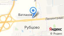 Сервисгазтрансавто на карте