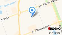 Аленк@ на карте