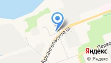 АГЗС на Никольской на карте