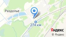 СДМ Гидросервис на карте