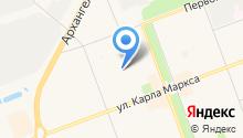 ДЮСШ №2 на карте