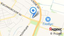 Единая служба эвакуации-Рязань на карте