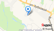 Скай Моторс на карте