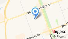 Жилищно-коммунальная контора, МУП на карте