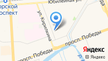 Жилищно-коммунальный трест на карте