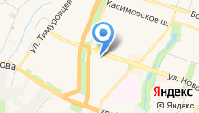 АВ на карте
