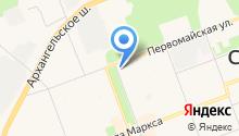 Газ-детали машин на карте