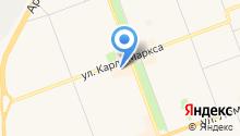 Permanent на карте