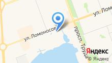 ИнтерДом на карте