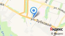 Автоколесо на карте