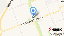Магазин-киоск безалкогольных напитков на карте