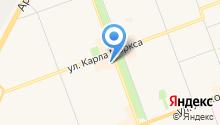 Винный супермаркет на карте