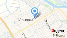 Отделение почтовой связи №507 на карте
