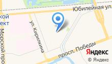 ORLAST на карте