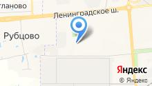 Авто-Стандарт на карте