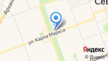 Клуб Путешествий на карте
