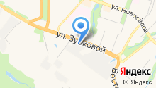 GTMAX на карте