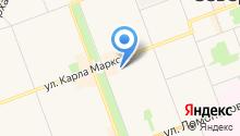 Бизнес услуги на карте