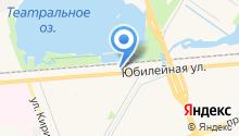 Selazh на карте