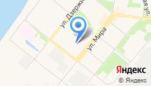 Северодвинская станция скорой медицинской помощи на карте