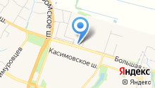 Профессионалавто на карте