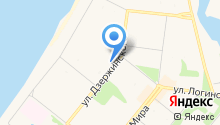 Высокогорная Лаванда на карте