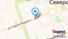 Аптеки Севера на карте