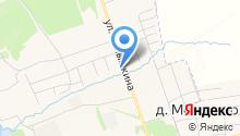"""Киндертин"" - Оптовый склад на карте"