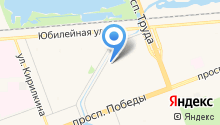 К-принт на карте